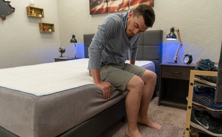 nectar mattress review for sleep bed in a box online edge support