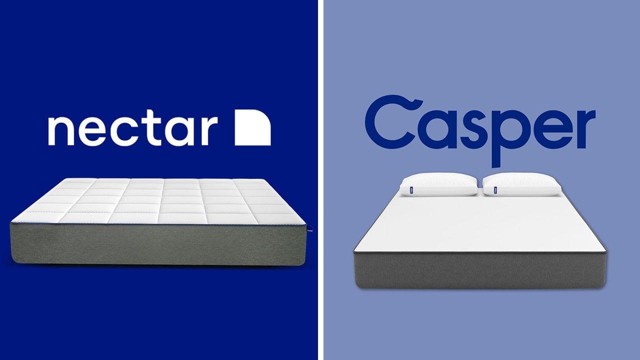 Nectar Casper Mattress Comparison Updated Review