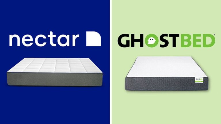 Nectar vs GhostBed Mattress