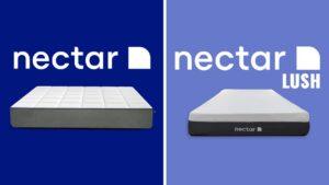 nectar vs nectar lush mattress review