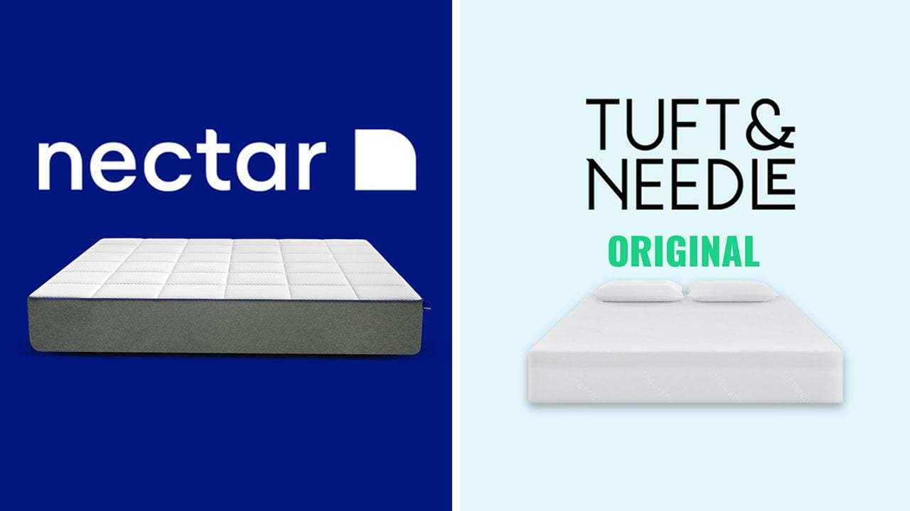 Nectar Vs Tuft And Needle Mattress Review