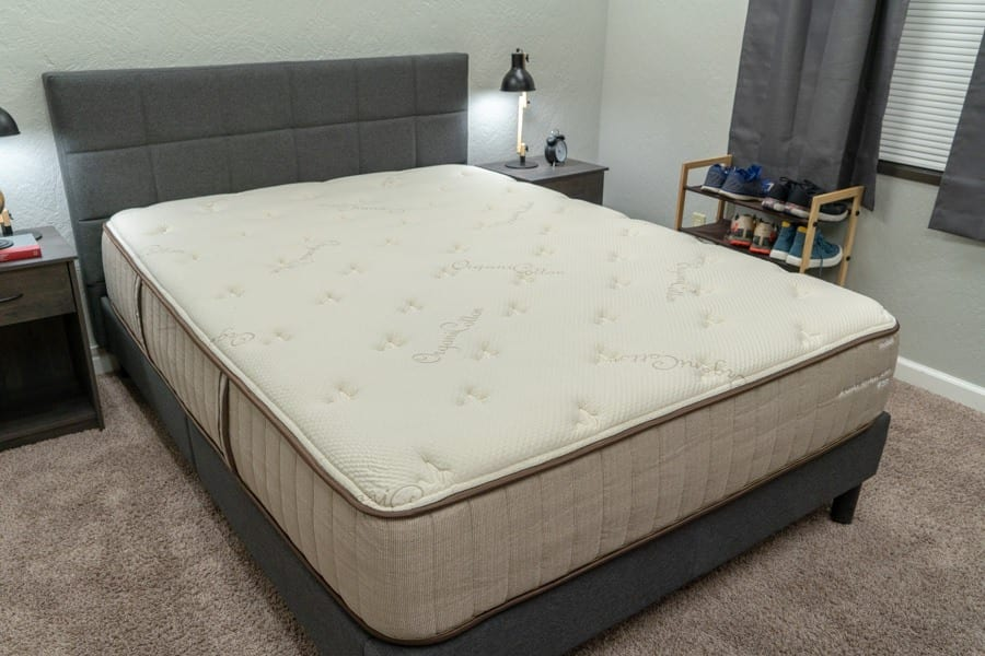 nest bedding alexander mattress review flippable bed in a box