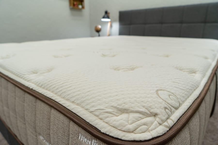 nest bedding alexander mattress review flippable organic cotton cover