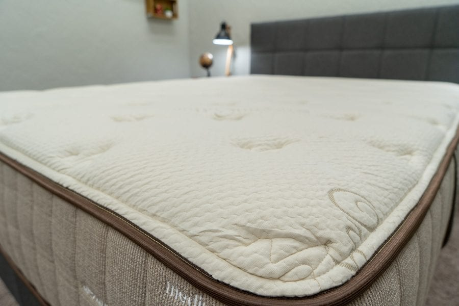nest bedding alexander mattress review flippable organic cotton cover