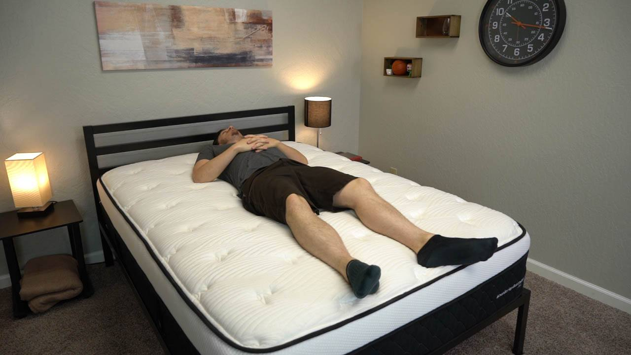 nest alexander hybrid back sleepers review