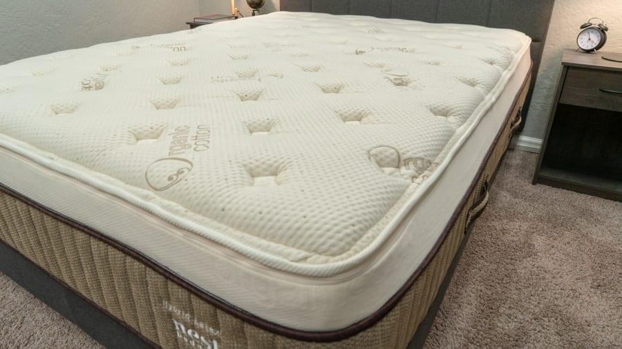 nest bedding hybrid latex mattress review design