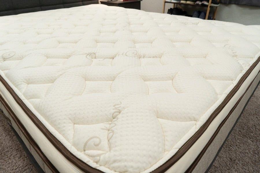 Nest Bedding Latex Mattress Cover