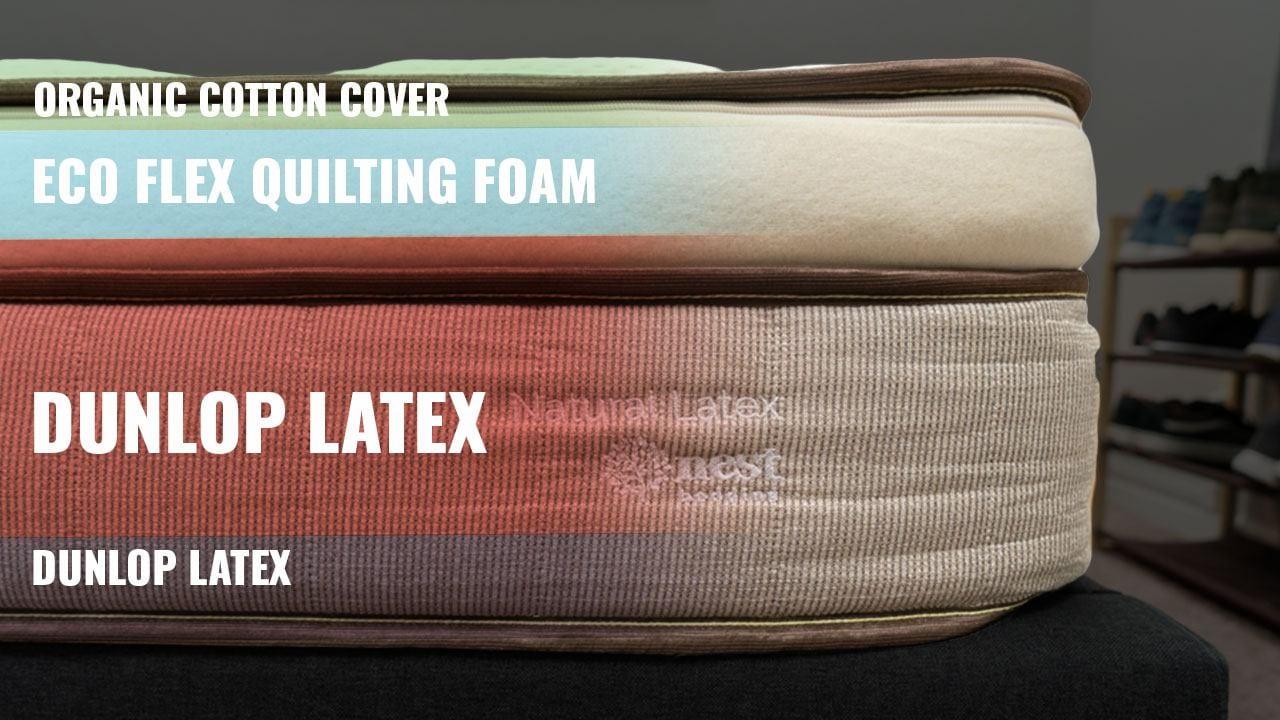 Nest Bedding Natural Latex Mattress