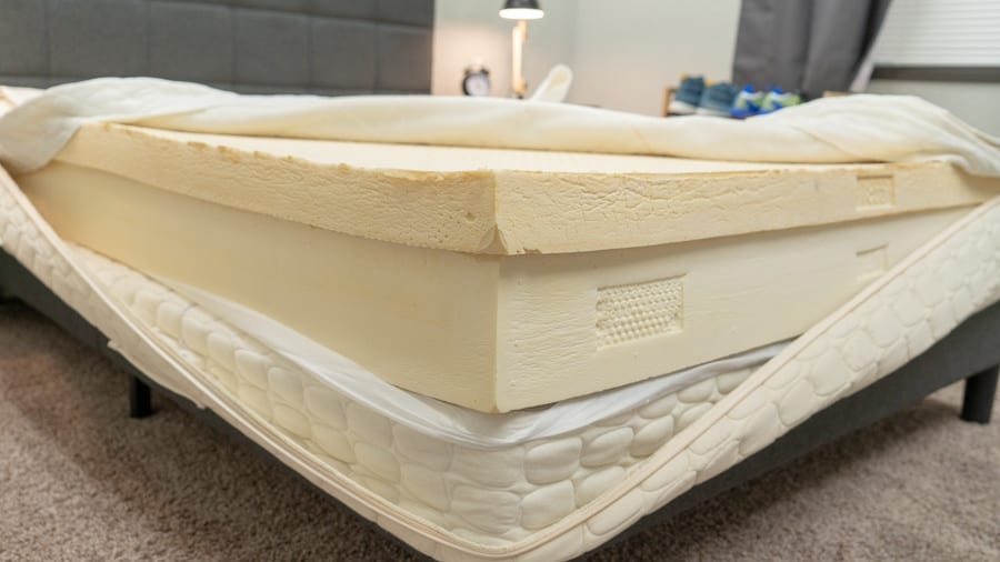 nest bedding latex mattress review organic and natural