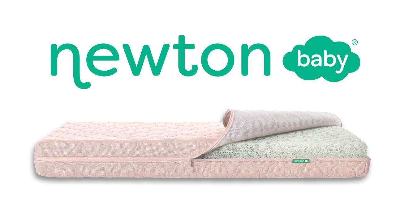 Waterproof Newton Baby Crib Mattress