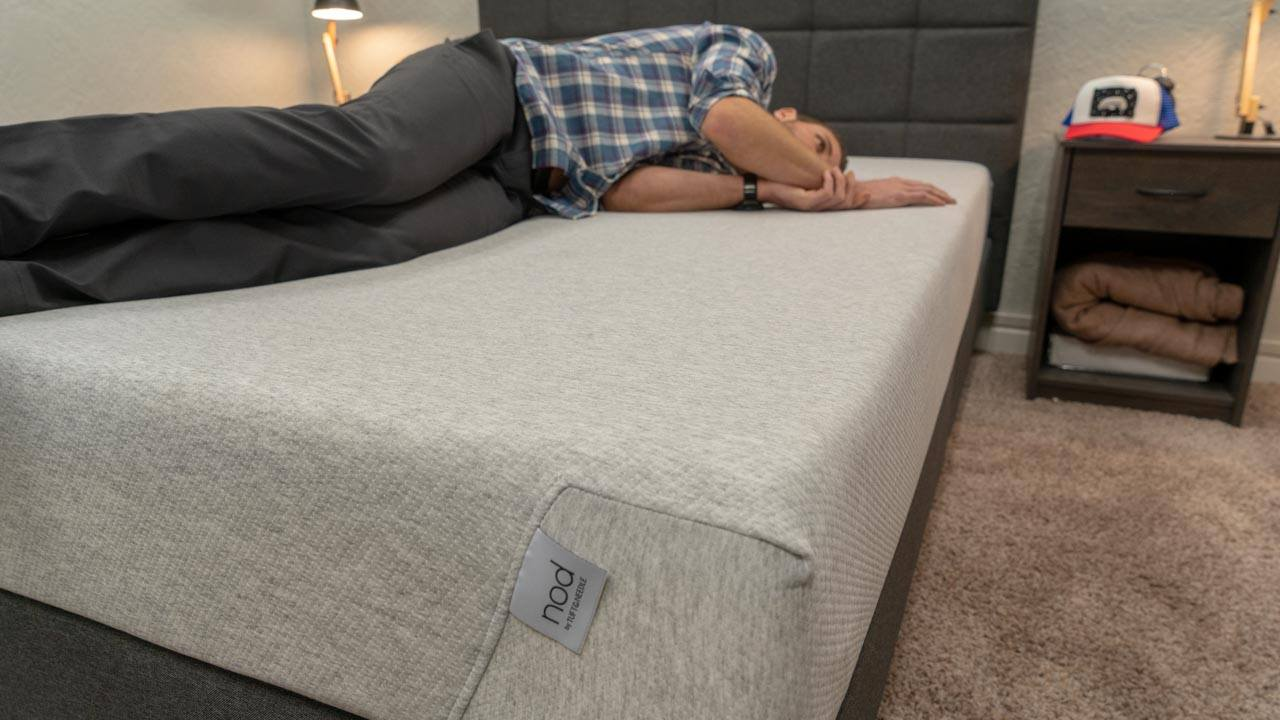 tuft and needle nod mattress review side sleeper