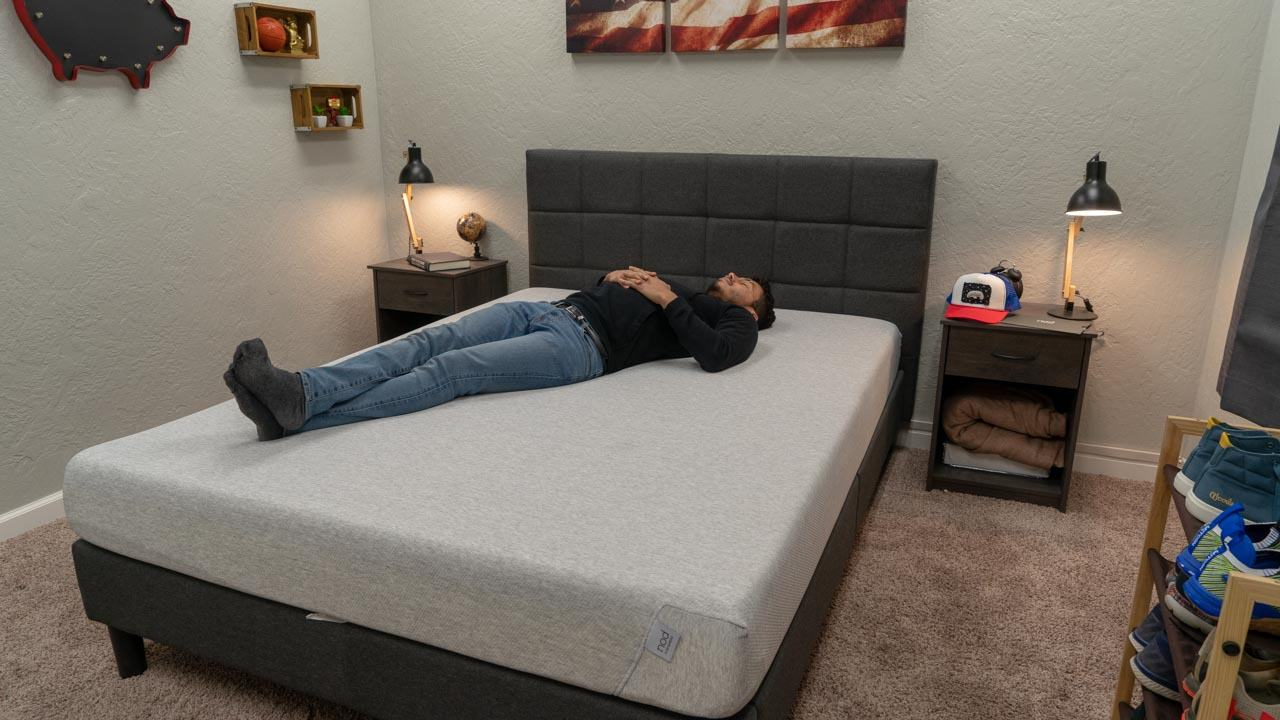 tuft and needle nod mattress review back sleeper