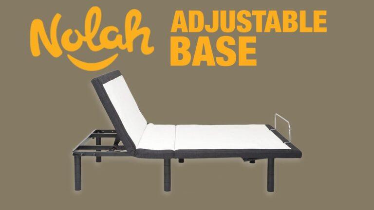 Nolah Adjustable Base Review