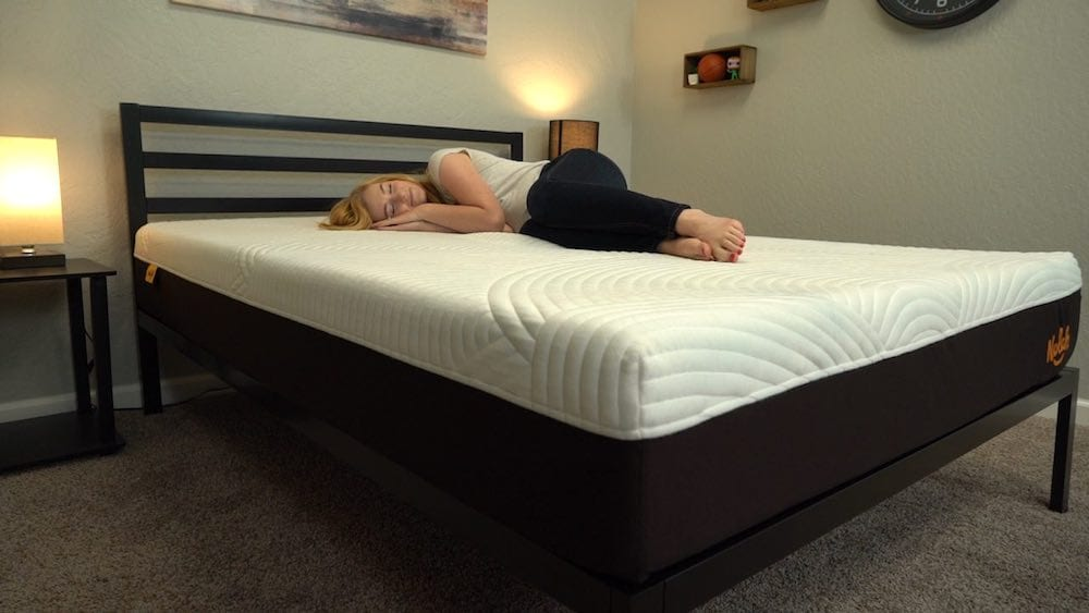 nolah mattress review side sleepers