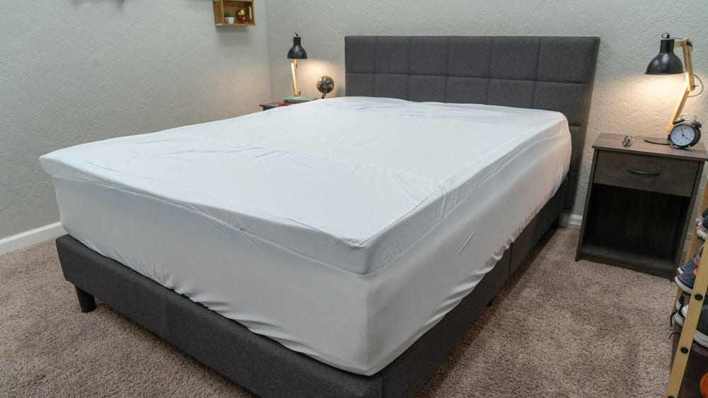 novaform mattress topper review
