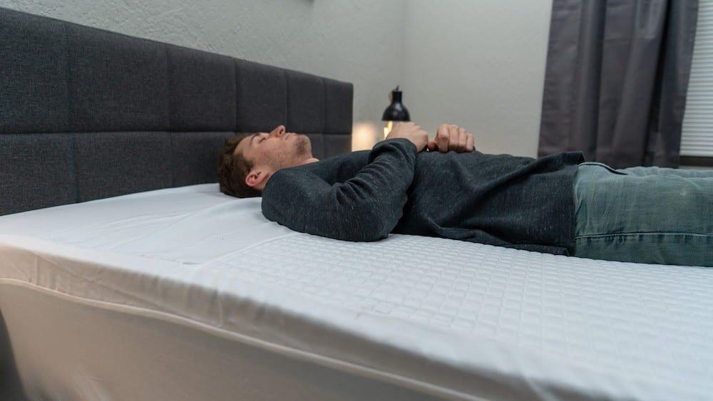 novaform mattress topper review