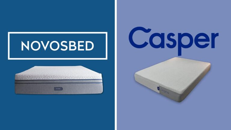 Novosbed vs Casper Mattress