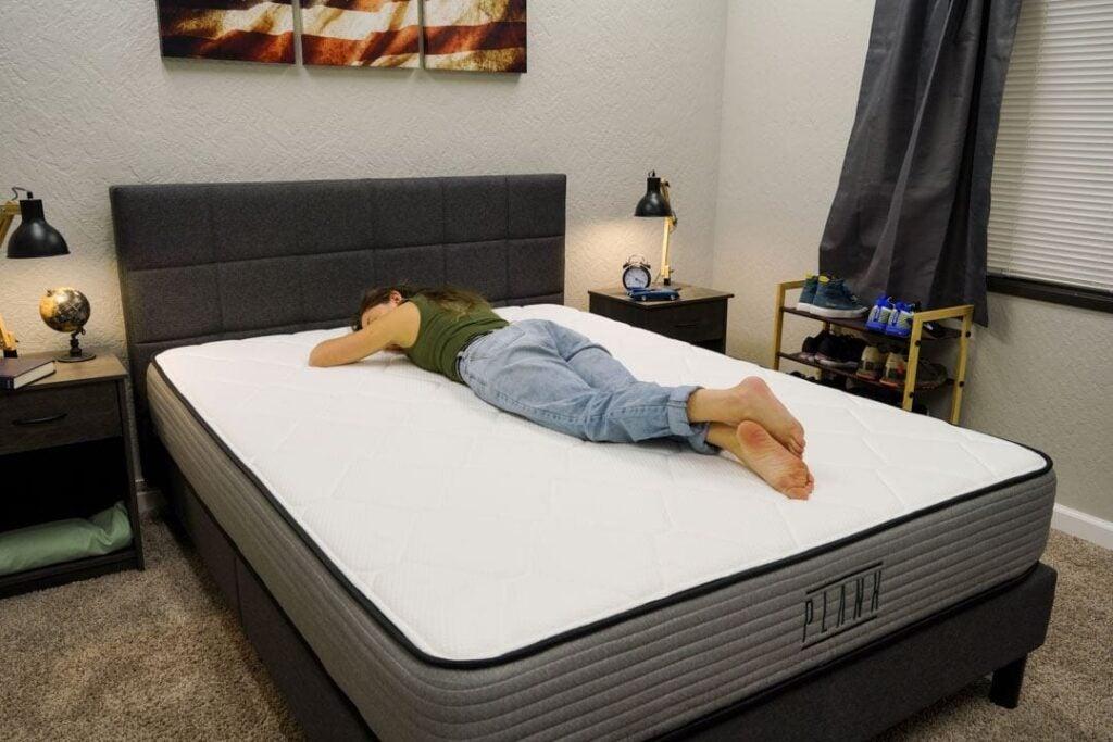 plank mattress review side sleeper