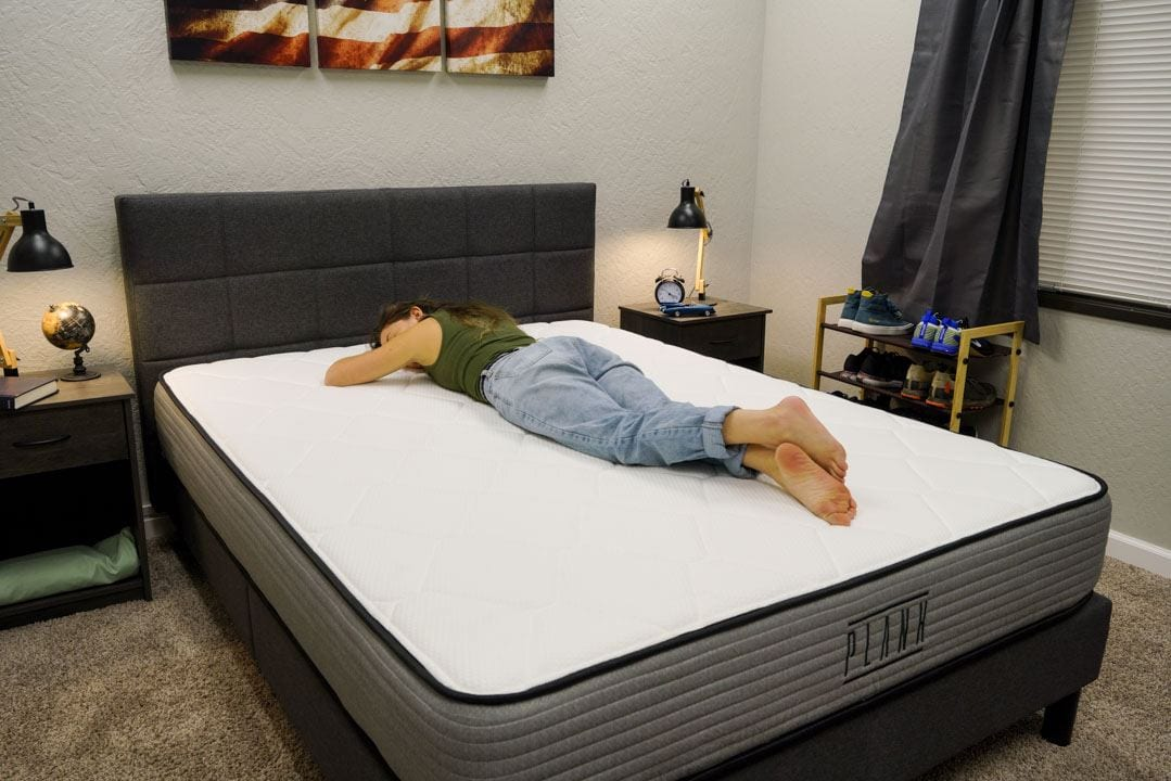 plank mattress review side sleeper