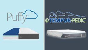 Puffy Vs TempurPedic Review