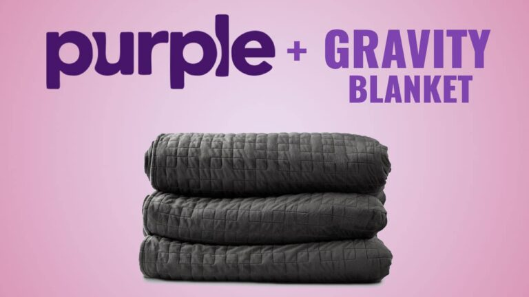 Purple Weighted Blanket Review
