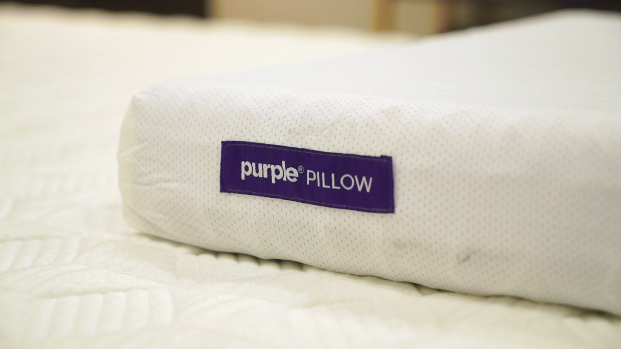 purple pillow review cover