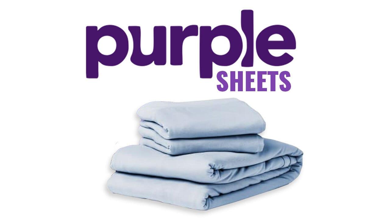 Purple SoftStretch Sheets