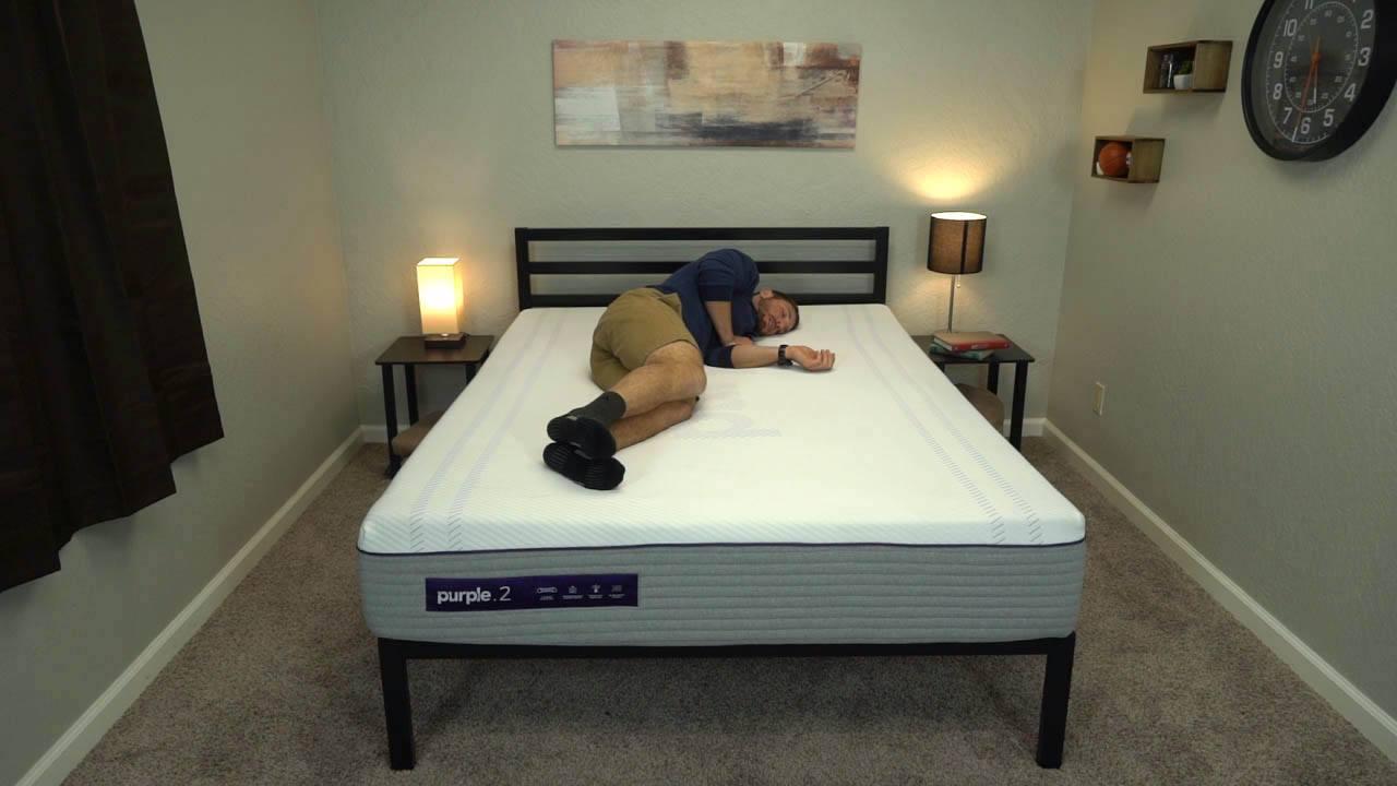 purple mattress review new purple mattress