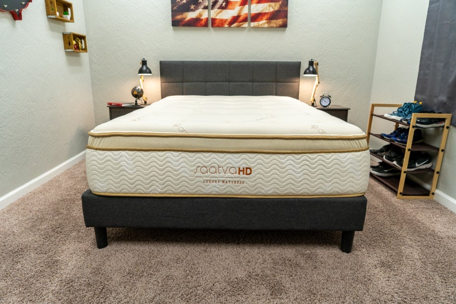 Saatva HD Mattress review overview
