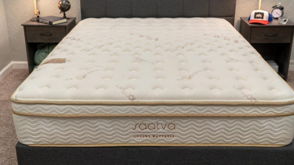 saatva mattress review heavy sleepers