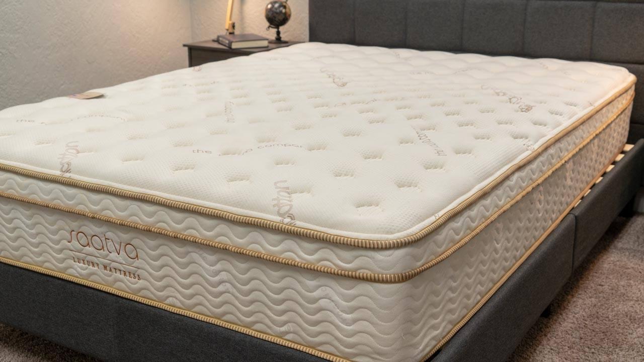saatva mattress review heavy sleepers