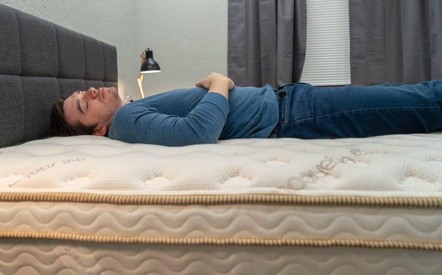 saatva mattress reviews back sleepers
