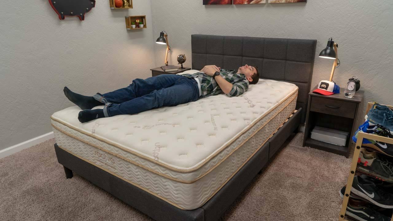 saatva mattress review back sleepers