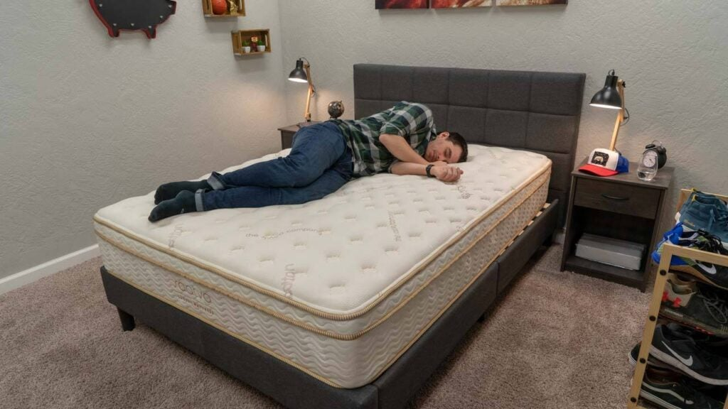 saatva mattress review side sleepers
