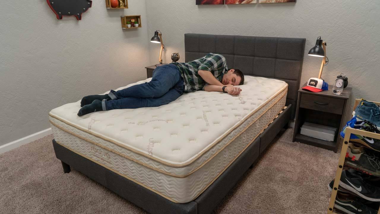 saatva mattress review side sleepers