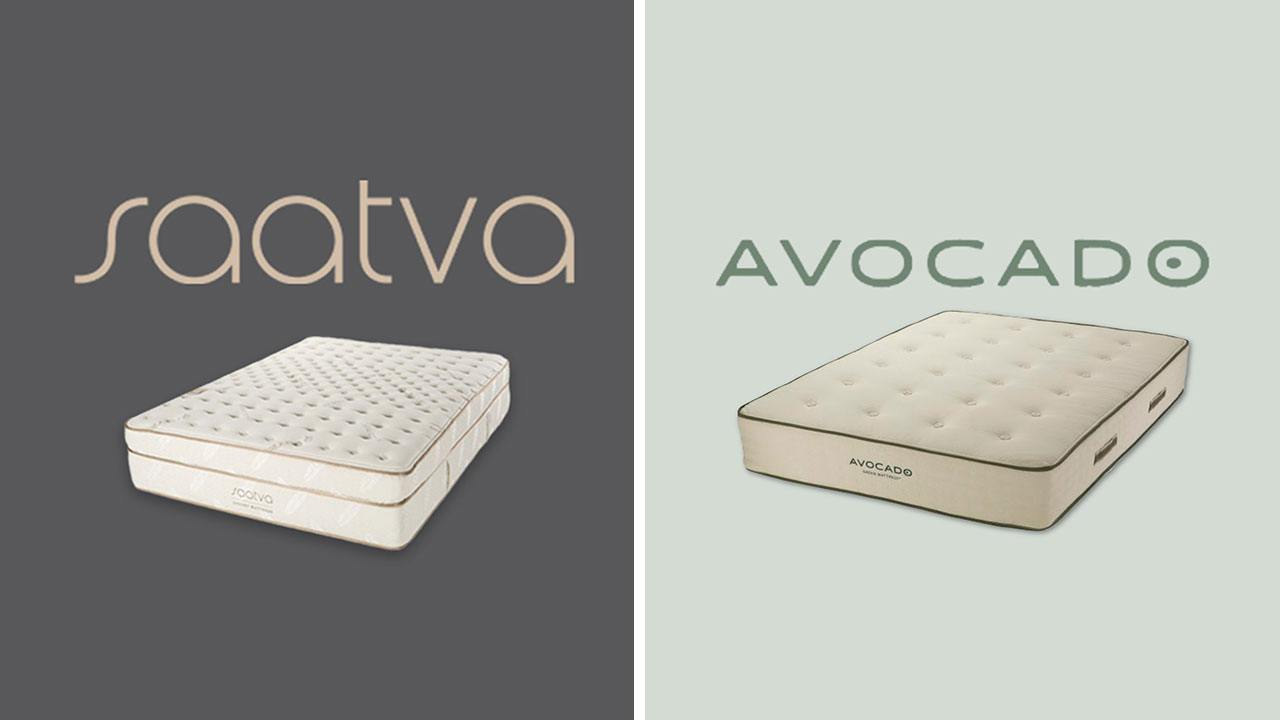 saatva vs avocado mattress review