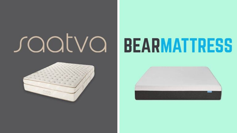 Saatva vs Bear Mattress