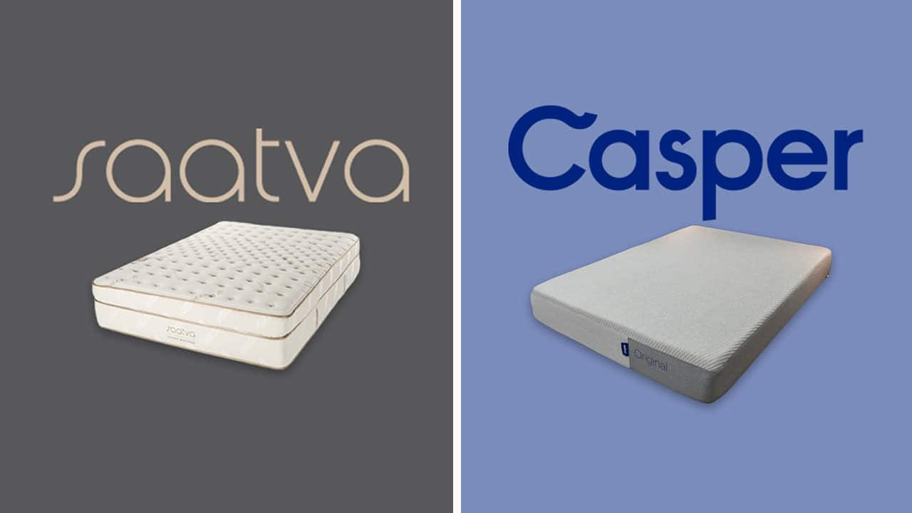 saatva vs casper mattress comparison