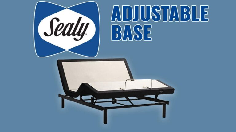 Sealy Adjustable Base Review