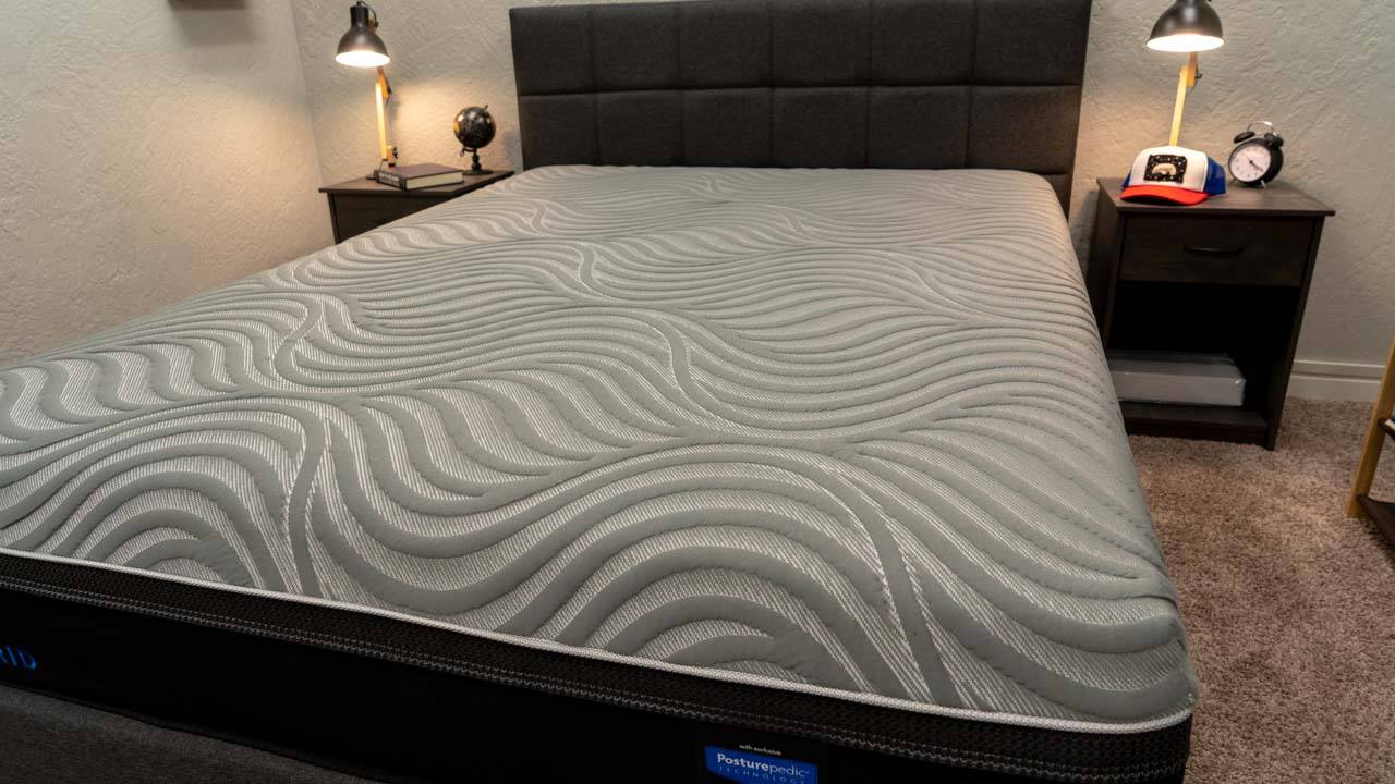 sealy posturepedic hybrid kelburn mattress review