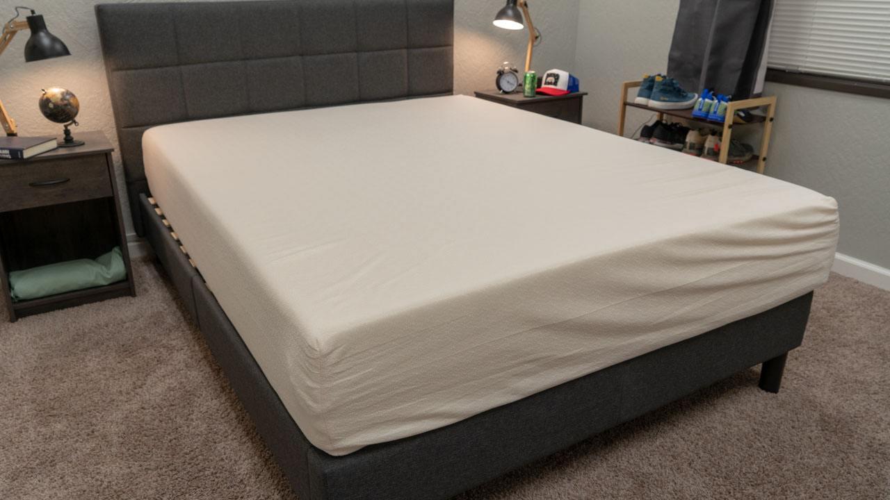signature sleep mattress review memoir 12 memory foam bed amazon cover