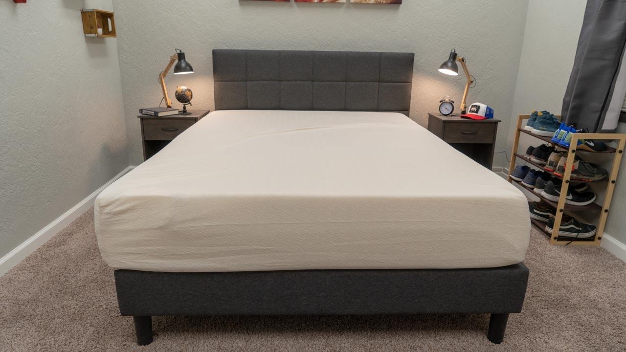 signature sleep mattress review memoir 12 memory foam bed amazon