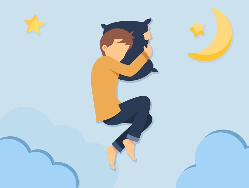 Fetal Sleeping Position