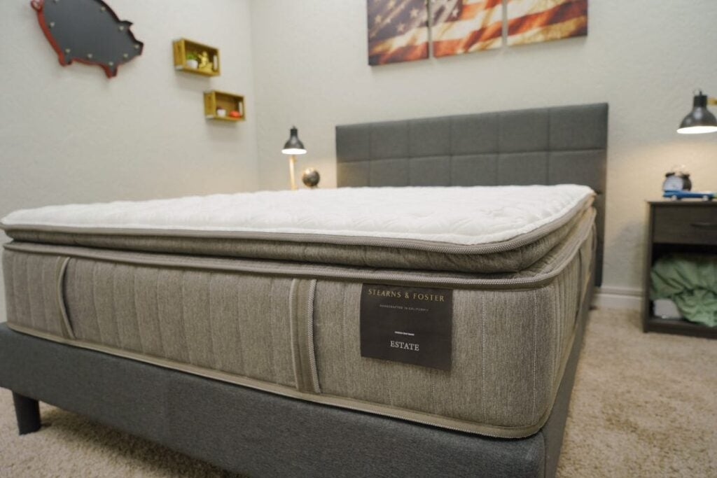 stearns and foster estate addison grace mattress review
