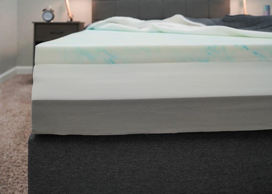 Sweetnight breeze mattress review construction