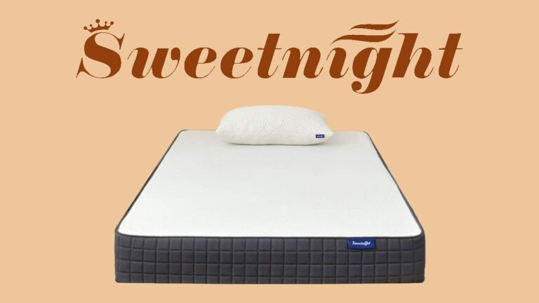 SweetNight Mattress Review
