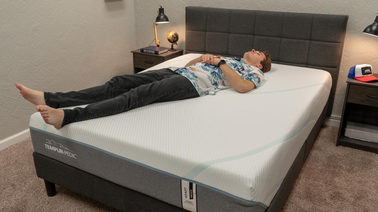 tempurpedic mattress review tempur adapt hybrid back sleepers