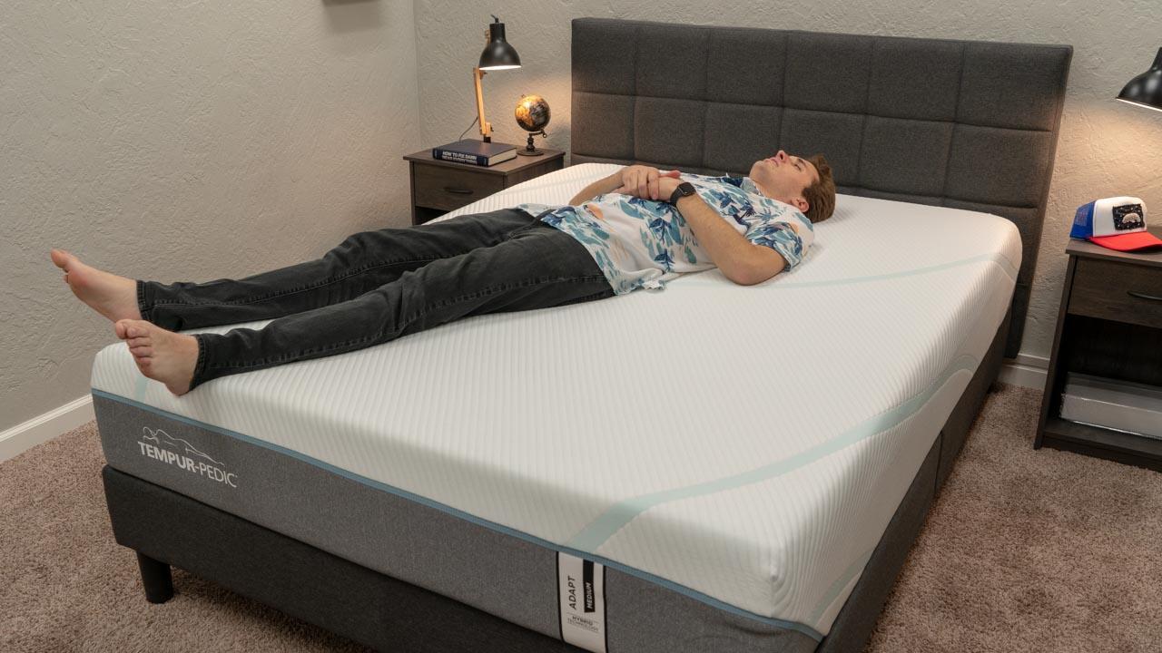 tempurpedic tempur adapt mattress review