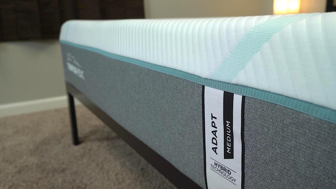 tempurpedic mattress review tempur adapt mattress construction cooling cover
