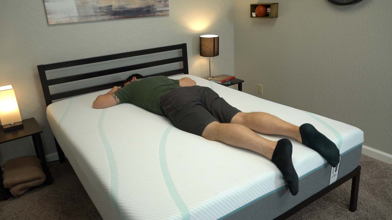 tempurpedic mattress stomach sleeper